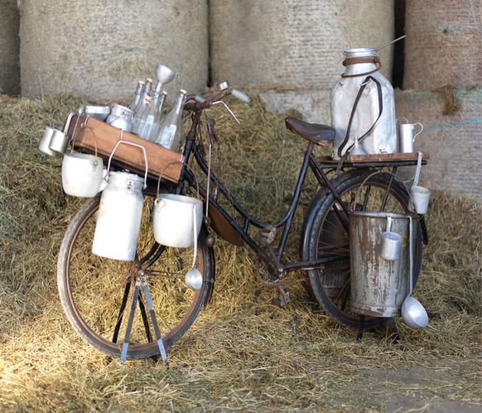Antichi Mestieri In Bicicletta